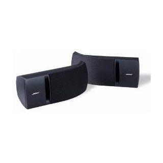 Bose 161 Bookshelf Speaker System (Black) with Mini Tool