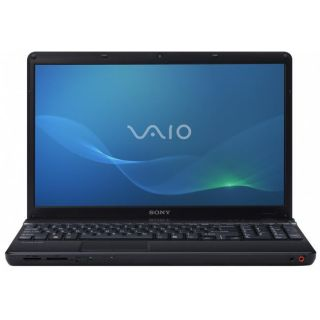 Sony VAIO VPC EB4KFX/BJ 2.66GHz 500GB 15.5 inch Laptop (Refurbished
