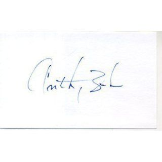 Anthony Zerbe The Matrix James Bond Signed Autograph