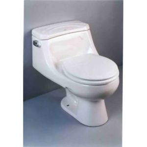 Jameco International Llc K 2463 White 1 Piece Toilet