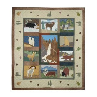 Rocky Mountain Queen size Quilt