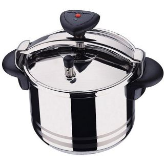 Star R Stainless Steel 14 quart Fast Pressure Cooker