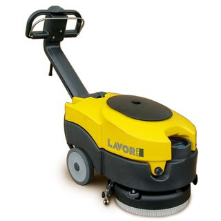 Lavor 14 inch Quick Electric Floor Scrubber and Drier