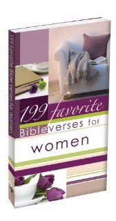 199 Favorite Bible Verses for Women Christian Art Gifts