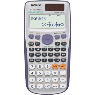 Casio FX 115ESPLUS Scientific Calculator Today $22.49