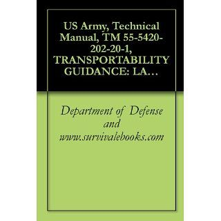 US Army, Technical Manual, TM 55 5420 202 20 1, TRANSPORTABILITY