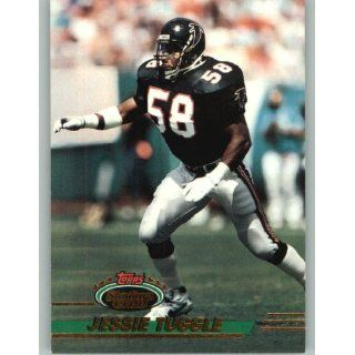 1993 Stadium Club #201 Jessie Tuggle   Atlanta Falcons (Football Cards