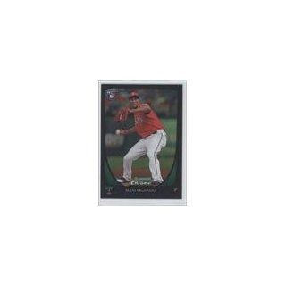 Texas Rangers (Baseball Card) 2011 Bowman Chrome Refractors #206