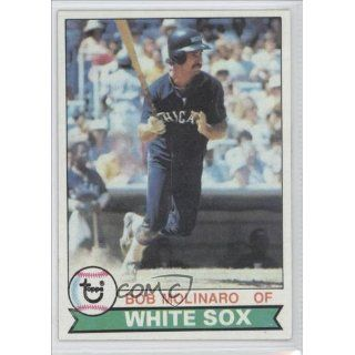 Bob Molinaro RC (Rookie Card) Chicago White Sox (Baseball