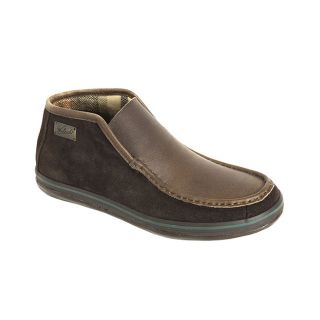 Suede, Brown Mens Shoes: Buy Boots, Mens Slippers