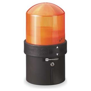 Schneider Electric XVBL4B5 Warning Light, LED, Orange, 24VAC/24 48VDC
