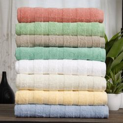 Sarina 10 piece Ringspun Bath Towel Set Today $49.99
