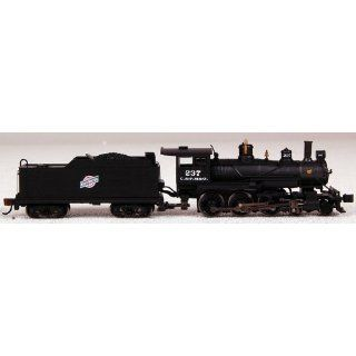 Steam Locomotive   Chicago Northwestern 237 N Scale   DCC on Board