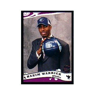 2005 06 Topps Black #239 Hakim Warrick /500: Collectibles