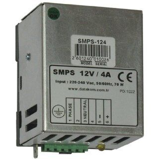 DATAKOM SMPS 242 DIN Rail Battery charger (24V / 2A)