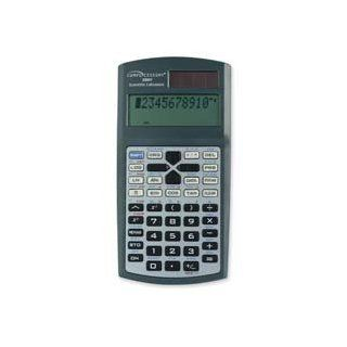 Compucessory Products   Scientific Calculator, 245 Function, Dual Pwr
