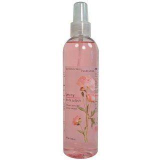 Bath & Body Works Pleasures Peony Body Splash 8 fl oz (236 ml) Beauty