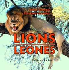 Lions/Leones (Safari Animals/Animales de Safari