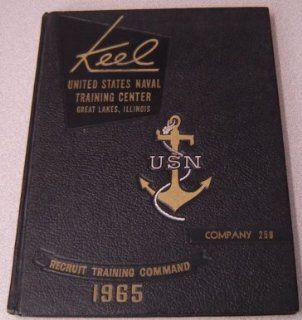 Command 1965, Company 259 United States Navy Books