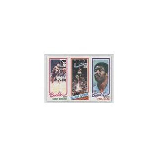 151 Sidney Moncrief/260 Lonnie Shelton SD/220 Paul Silas (Basketball