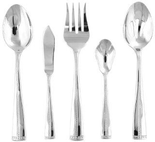 Hampton Forge Argent Bella 5 Piece Hostess Flatware Set