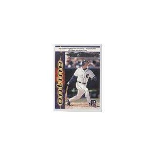 Detroit Tigers (Baseball Card) 1998 Pacific Online #267 Collectibles