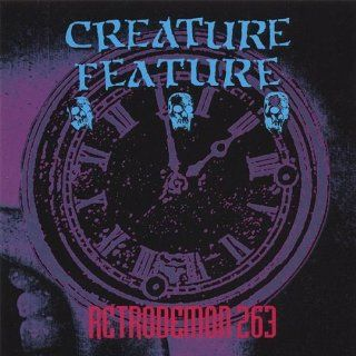 Retrodemon 263 Creature Feature Music