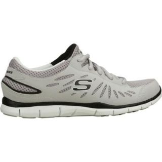 Womens Skechers Gratis Purestreet Gray