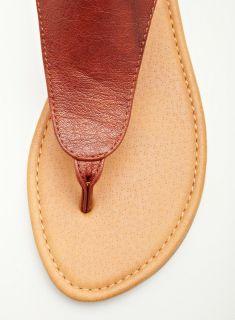 BC Green eyed monster flat sandal
