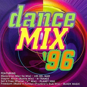 Dance Mix 96 Various Artists Music