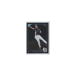 Tampa Bay Rays (Baseball Card) 2009 Topps Wal Mart Black Border #296