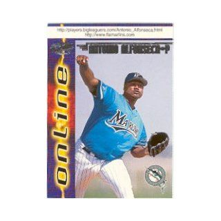 1998 Pacific Online #288 Antonio Alfonseca Collectibles