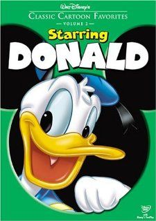 Classic Cartoon Favorites, Vol. 2   Starring Donald