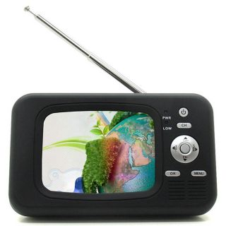 iView 3.5 inch 368PTV True Color Digital LCD Display with ATSC Digital