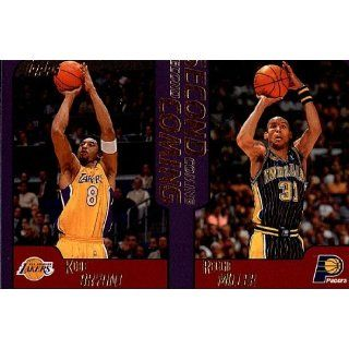 Topps   Kobe Bryant   Reggie Miller   Lakers Card # 292 Collectibles