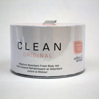 Clean Original Body Veil 4 ounce Body Powder