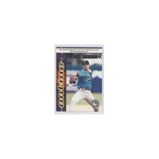 Florida Marlins (Baseball Card) 1998 Pacific Online #293 Collectibles