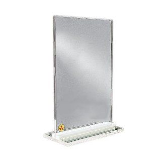 Benchtop Beta Radiation Shield, Acrylic, Upright, 457 x 305 x 127mm