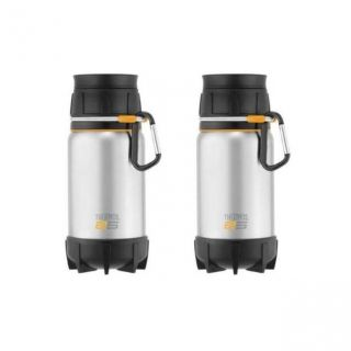 Thermos 16 oz Vacuum Insulated Travel Tumblers (Set of 2)