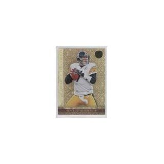 Ben Roethlisberger #39/299 Pittsburgh Steelers (Football
