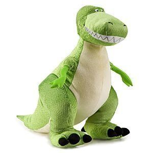 Disney Pixar Toy Story 7 Rex Dinosaur Plush Doll Toys