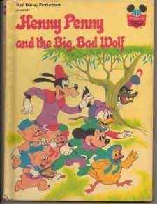 Henny Penny and the Big, Bad Wolf Walt Disney Productions