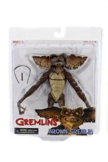 NECA Gremlins   Brown Gremlin Action Figure Toys & Games