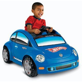 Power Wheels Barbie Volkswagen Beetle Toys & Games