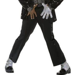 Michael Jackson Billie Jean Black Tuxedo Pants Toys