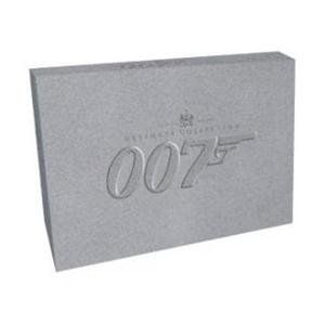 James Bond The Ultimate Editions Box Set [PAL Region 4