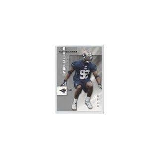 Jon Alston RC (Rookie Card) #327/1,150 St. Louis Rams (Football Card