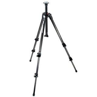 Manfrotto 190CXV3 3 Section View Carbon Fiber Tripod with