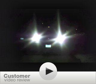 Amber White 36x LED Tow Truck Service Vehicle Deck Visor Strobe