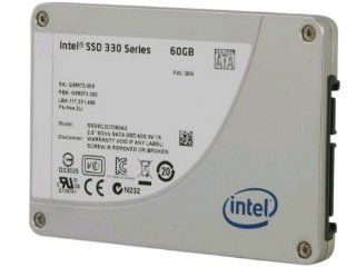 Intel 330 Series Solid State Drive 60 GB SATA 6 Gb/s 2.5